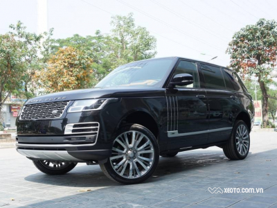 Land Rover Range Rover SV AUTOBIOGRAPHY L 3.0L 2021 AT