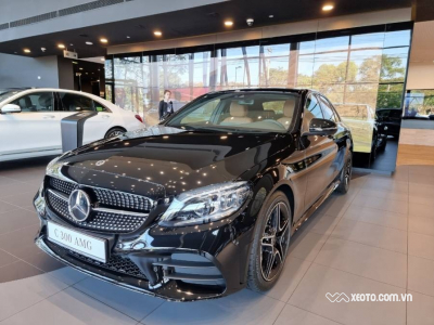 Mercedes-Benz C300 AMG 2.0L 2021 AT