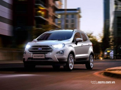 Ford EcoSport 2021 1.5L AT