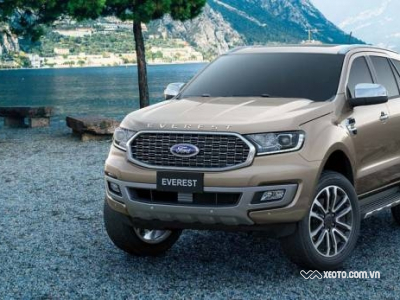 Ford Everest 2021 2.0L AT